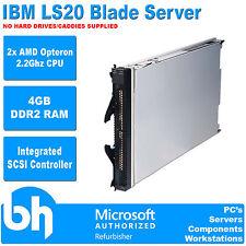 4GB Server mit Opteron-Prozessortyp für Blade