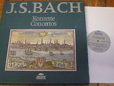 2722 011 Bach Concertos / Richter etc. 12 LP box