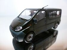 MINICHAMPS OPEL VIVARO - GREEN METALLIC 1:43 - EXCELLENT CONDITION - 12