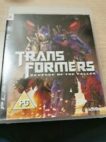 Transformers: Revenge of the Fallen Sony Playstation 3 PS3 PG Action free uk P&P