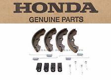 Honda Front Brake Shoe Set TRX350 TRX400 TRX450 TRX500 TRX650 (See Notes) #L162