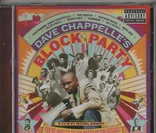 Dave Chappelle's Block Party [Cd] The Roots,Erykah Badu,Talib Kweli,common