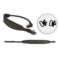 Tourbon Rifle Sling Durable Gun Strap Military Shooting 1 inch QD Swivels Combo