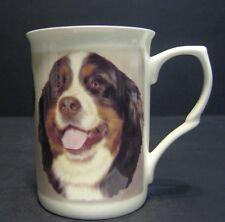 Russian Black Terrier Dog Fine Bone China Ring Clip by Starprint