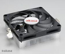 Akasa compatto alumnium AMD CPU Cooler per Mini ITX sistemi ak-cc1101ep02