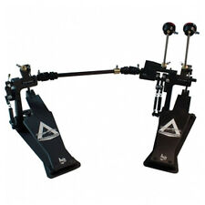 Axis Percussion George Kollias GK2 Signature Double Bass Drum Pedal Black