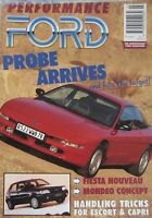 Performance Ford magazine March 1994 Vol.7, No.11