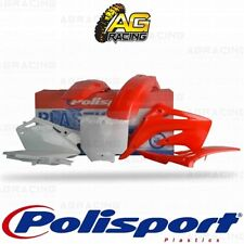 Polisport Plastics Box Kit For Honda CR 85R OEM Colour Kit 2003-2007