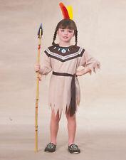 Girls Native American Princess Indian Pocahontas Costume M