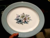 Royal Worcester Woodland Very Large Oval Platter