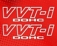 VVT-i VVTI DOHC vinyl sticker decal Toyota Lexus Tundra celica supra MR2 matrix