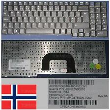 Clavier Qwerty Norvégien/Norwegian PB Easynote MB65 PB2 MP-03756DN-9202  NOIR