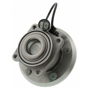 Wheel Bearing and Hub Assembly Rear Moog 512358