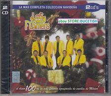 Los Flamers La Mas Completa Coleccion Navidena 2CD New Nuevo sealed
