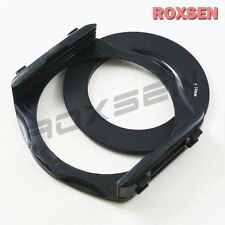Color Filter Holder + 49mm 49 mm P Adapter Ring for Cokin P series color filter