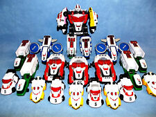 Power Rangers Spd Dx Delta Squad Megazord + Zords perdido una colección Zord?