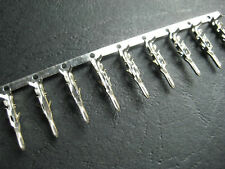 50x PC Motherboard ATX/EPS/PCI-E connectors Male contact Pins crimp terminal