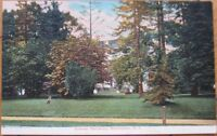 1910 Postcard: Summer Residence- Moorestown, New Jersey