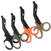 1pc Stainless Steel Multifunction Survival Rescue Scissors for Emergency TN2F