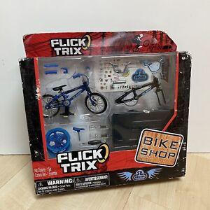Flick Trix BMX SE Racing PK Ripper Bike Shop Vintage BMX Blue and Blue