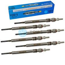 6 Stück YOU.S Original Glühkerzen für AUDI PORSCHE VW 2.7 3.0 TDI/D/S Diesel