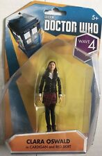 """Doctor Who Action Figure of CLARA OSWALD With Red Skirt Series 4 is 3.75"""""""