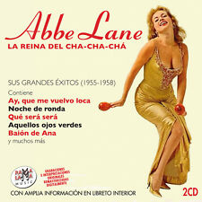 ABBE LANE, LA REINA DEL CHA-CHA-CHÁ  SUS GRANDES EXITOS (1955-1958)