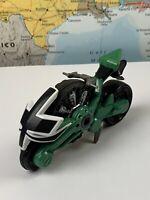 SHIPS SAME DAY Power Rangers Samurai Green Ranger Motorcycle Disc Bike