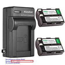 Kastar Battery AC Wall Charger for EN-EL3 EN-EL3a MH-18a & Nikon D50 DSLR