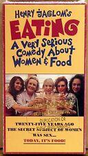 SEALED PROMOTIONAL COPY Eating (VHS, 1993) Jaglom BERGEN ALARD M. CROSBY