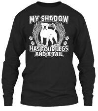 Teespring American Bulldog Dog Cute T-Shirt Classic Long Sleeve Tee