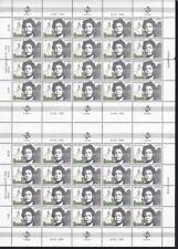 Aland Europa 1996 Famous Women-Sally Salminen, MNH full sheet of 40  [p29]
