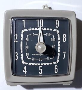 Vintage GENERAL ELECTRIC DARKROOM (Kitchen) TIMER (*WORKING*)