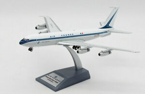 INFLIGHT200 IF707AF0817 1/200 AIR FRANCE BOEING 707-300 REG: F-BHSC WITH STAND