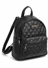 37% OFF B19062670 Damen Violet Tasche Handtasche Small Quilted Backpack schwarz