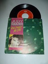 "JUDY BOUCHER - You caught my eye - 1987 Dutch 7"" Juke Box Single"