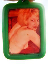 PORTE-CLES / key ring - DIAPOSITIVE / Slide - EROTIQUE - CURIOSA - RARE ! TOP !