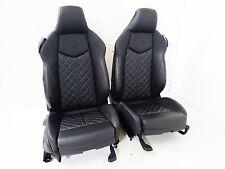 original Audi TTS TT 8S S-Line Lederausstattung Ledersitze Schalensitze Sitze