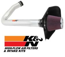 K&N 69 Series Polished Typhoon Air Intake System Dodge & Chrysler 3.6L V6 Cars
