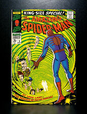 COMICS: Amazing Spiderman Annual #5 (1968), 1st Richard & Mary Parker app