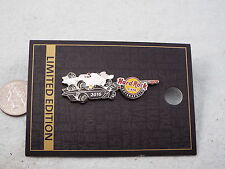 HARD ROCK CAFE PIN 2016 INDIANAPOLIS RACECARS  GUITAR LE 300