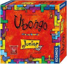 Gesellschaftsspiele Kosmos 697396 Brettspiel Ubongo Junior Papier Bunt B-WARE