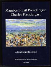 MAURICE BRAZIL PRENDERGAST, CHARLES PRENDERGAST: A CATALOGUE RAISONNE, Slipcase