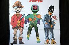 "Patto Hold Your Fire Vertigo reissue gimmick FOC 180g 12"" vinyl LP New + Sealed"