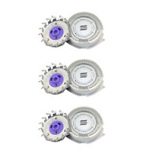 3x HQ8 Shaver Head For Philips Norelco 7310XL 7315XL 7325XL 7340XL 7345XL HQ7160