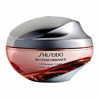 Shiseido Bio-Performance LiftDynamic Cream - Size 75mL / 2.6 Oz. Brand New