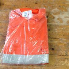 hi vis. H/V overalls, flame retardant, welding, orange  112 r