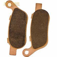 Rear Sintered Brake Pads fit HARLEY Super Glide Wide Glide Fat Boy Softail Dyna