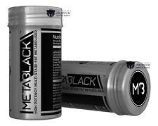 Metablack-M3 - 60 Capsula X 2-ad alta potenza Fat metaboliser