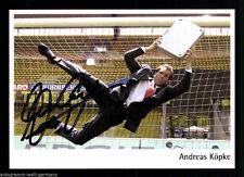 Andreas Köpke DFB TOP AK Original Signiert +A47189